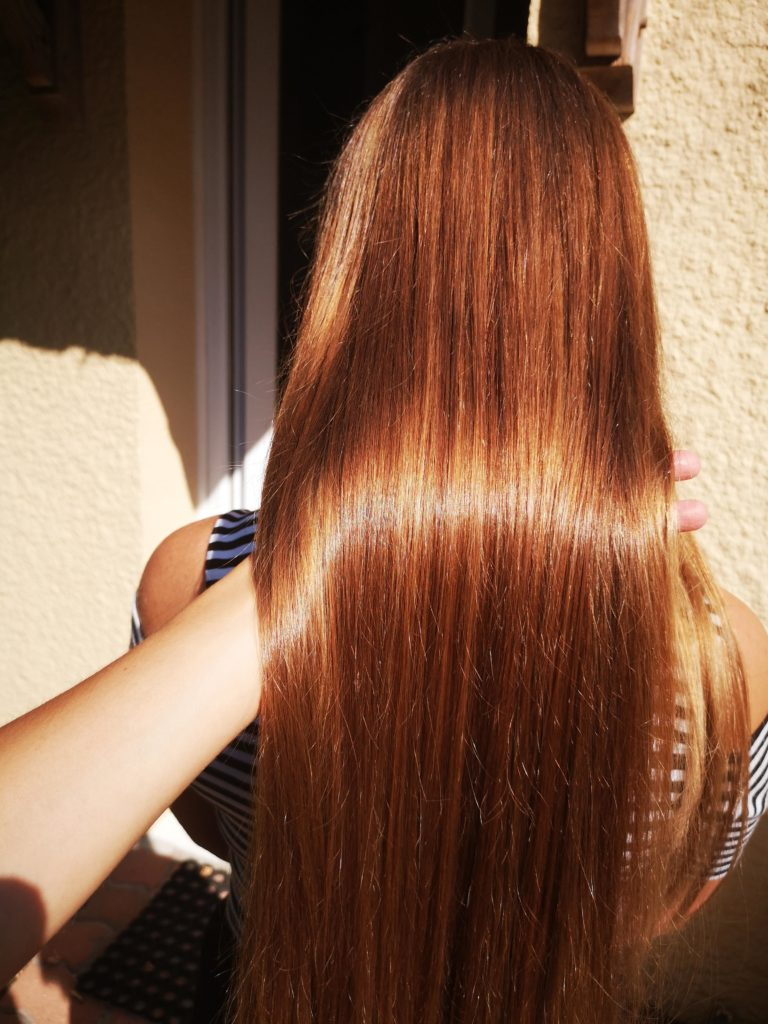 ombre hair effet soleil naturel