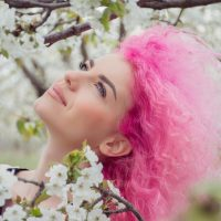 Coloration sans Ammoniaque chez votre Coiffeur à Niort dans le salon de coiffure Influence